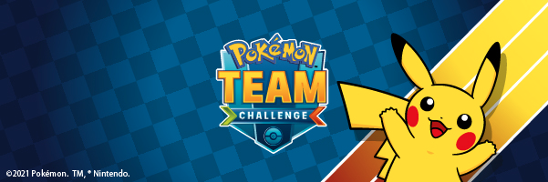 Pokemon Team Challenge Tournament