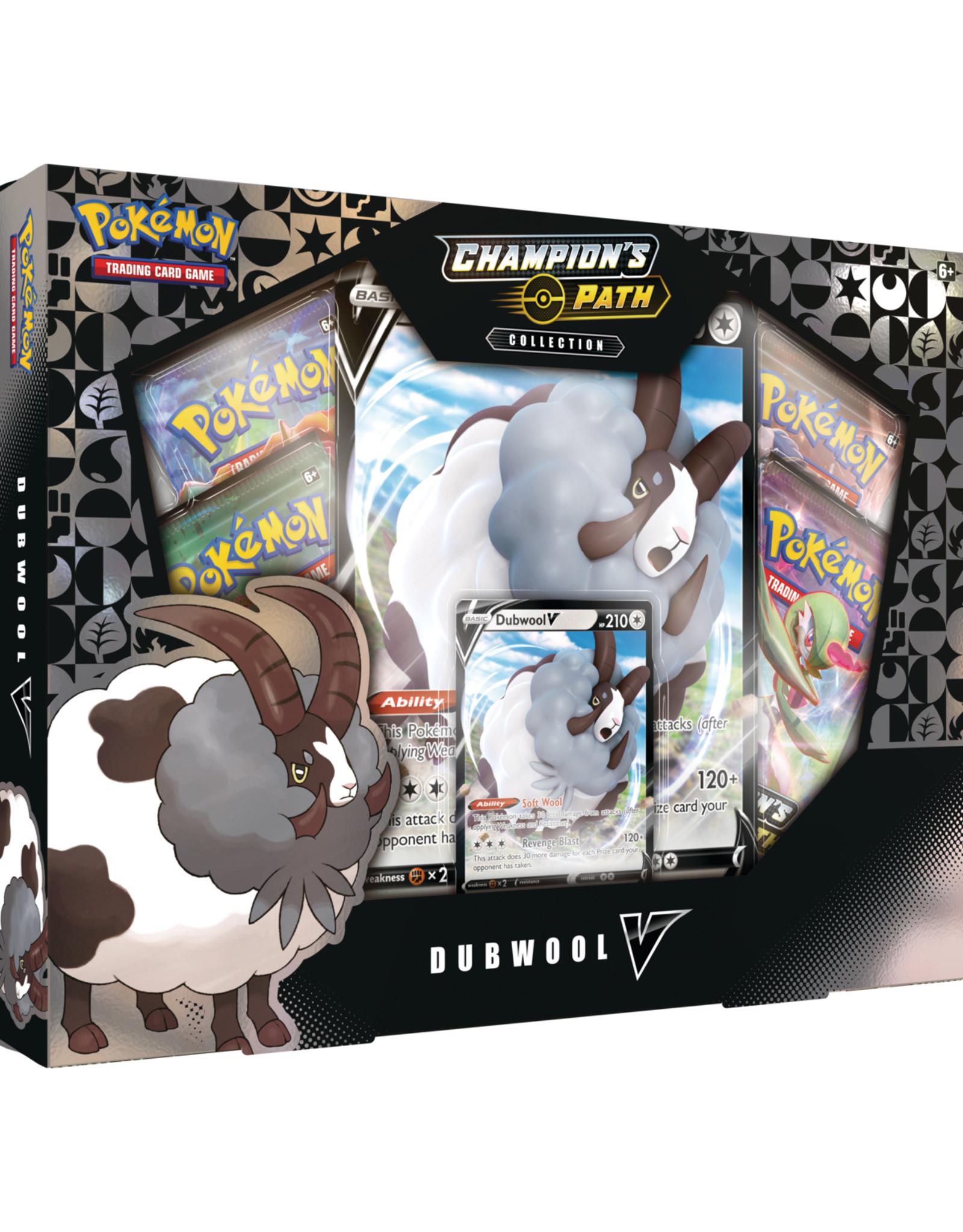 The Pokemon Company Pokemon: Dubwool V-Box