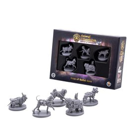 Steamforged Games LTD Animal Adventures: Secrets of Gullet Cove Adventurers