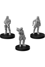 Monster Fight  Club Cyberpunk Red Miniatures: Combat Zoners