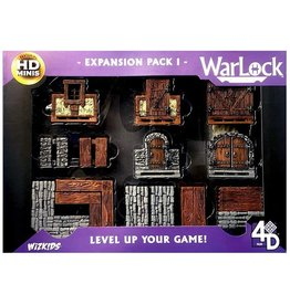 Wizkids WarLock Tiles: Expansion Packs