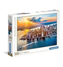 """Clementoni """"New York"""" 500 Piece Puzzle"""