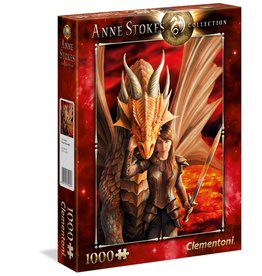 "Clementoni ""Inner Strength"" 1000 Piece Puzzle"