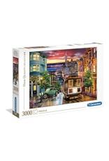 """Clementoni """"San Francisco"""" 3000 Piece Puzzle"""