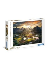 "Clementoni ""View of China"" 2000 Piece Puzzle"