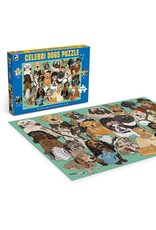 "Ginger Fox Games ""Celebri Dogs"" 1000 Piece Puzzle"