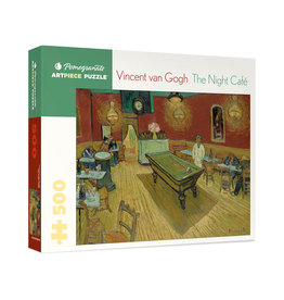 """Pomegranate """"The Night Cafe"""" 500 Piece Puzzle"""