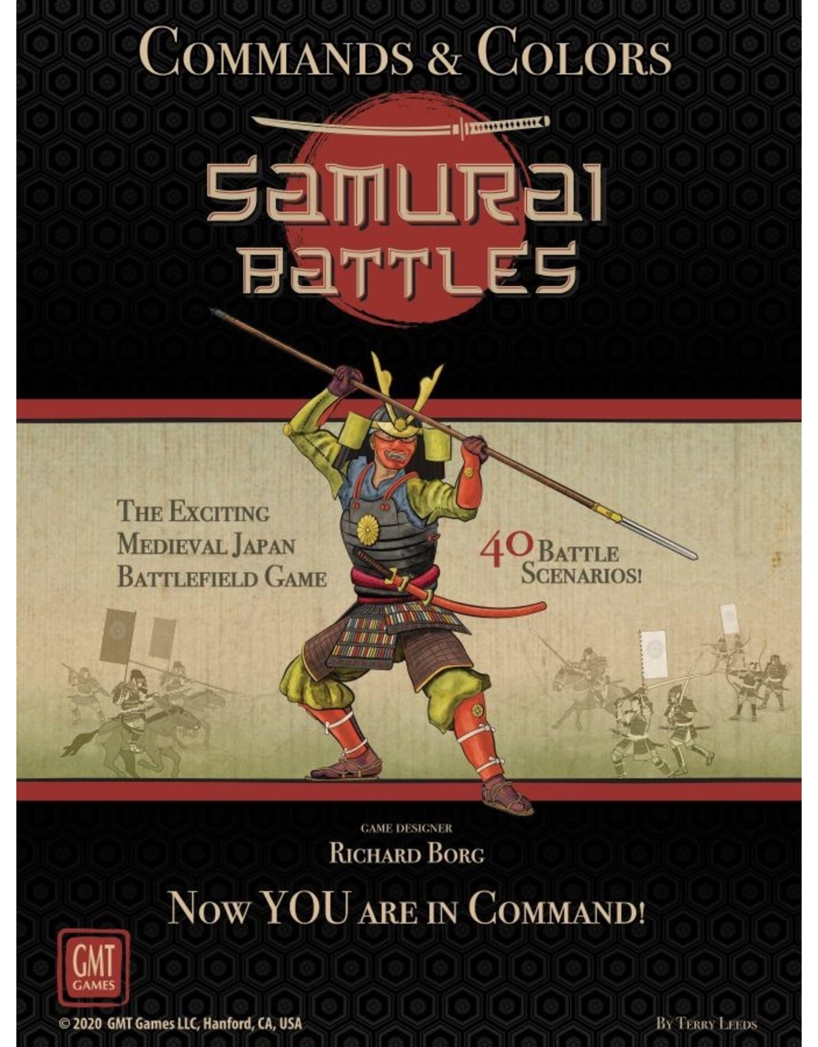 GMT Games Commands & Colors: Samurai Battles