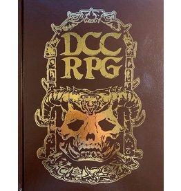 Goodman Games DCC: Core Rulebook - Demon Skull Kickstarter Edition