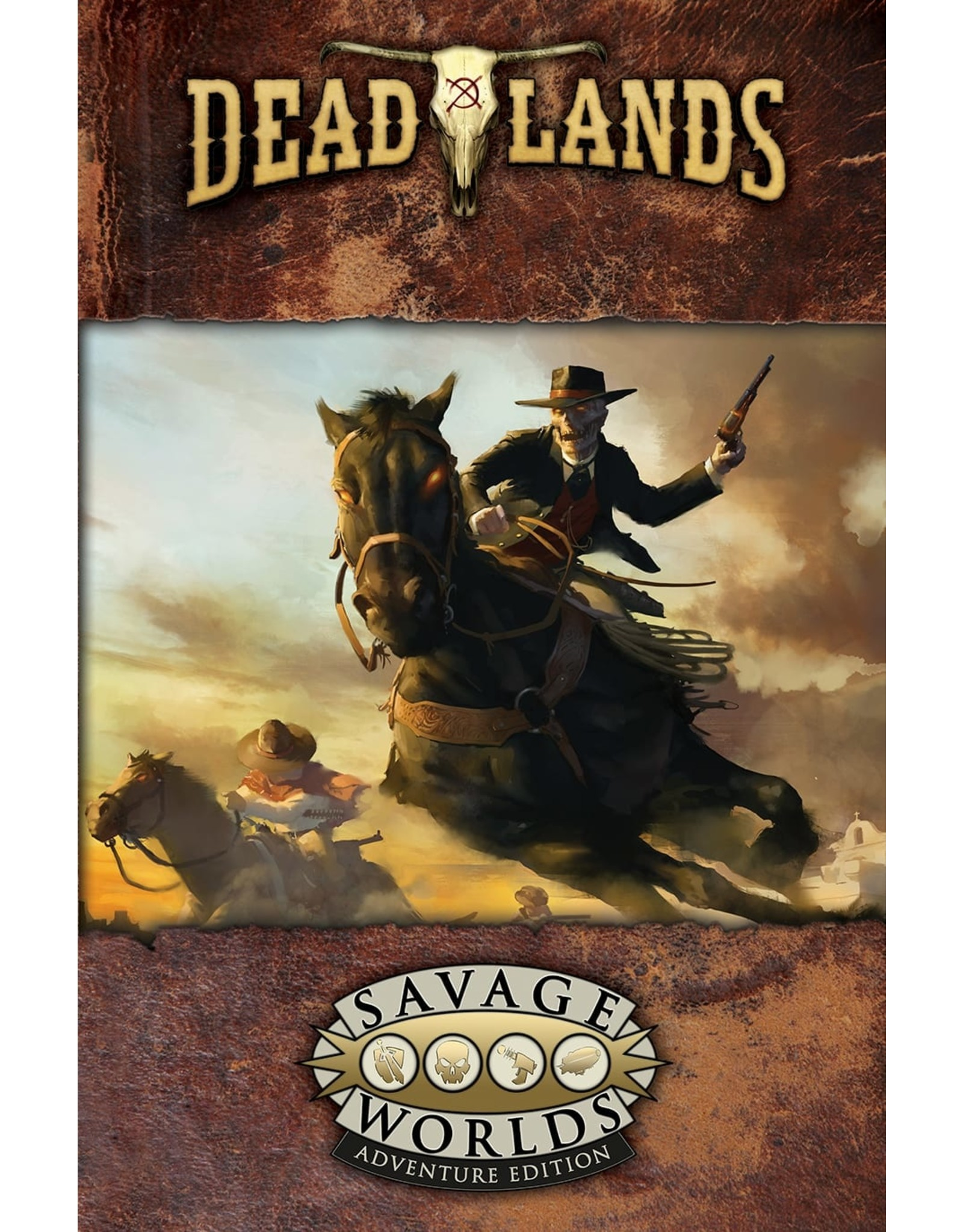 Pinnacle Entertainment Group Savage Worlds: Deadlands - The Weird West Core Rulebook
