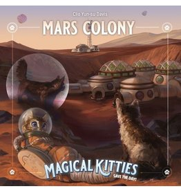 Atlas Games Magical Kitties Save the Day! Mars Colony