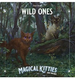 Atlas Games Magical Kitties Save the Day! Wild Ones