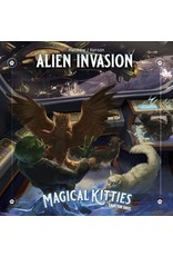 Atlas Games Magical Kitties Save the Day! Alien Invasion