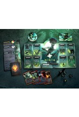 Roxley Games Dice Throne Season 1: Treant vs. Ninja