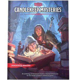 Wizards of the Coast D&D 5.0: Candlekeep Mysteries