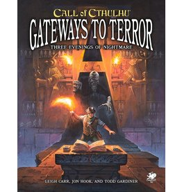 Chaosium Call of Cthulhu 7E: Gateways to Terror