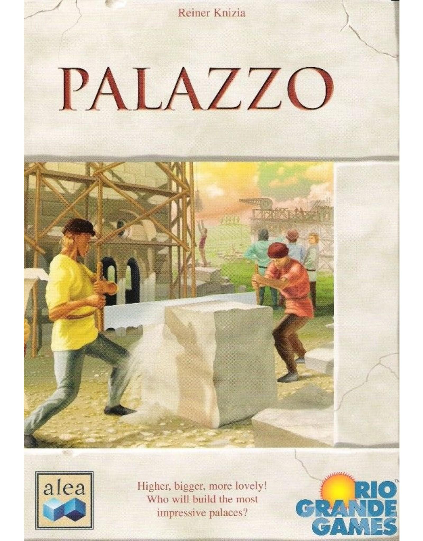 Rio Grande Games SALE - Palazzo
