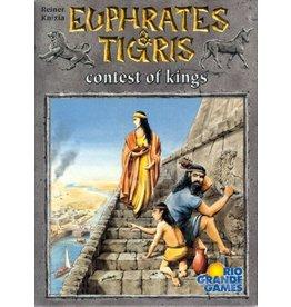 Rio Grande Games SALE - Euphrates & Tigris: Contest of Kings