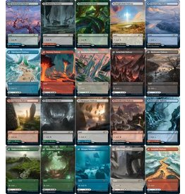 Wizards of the Coast MTG Secret Lair: Ultimate Edition 2 WITHOUT BOX
