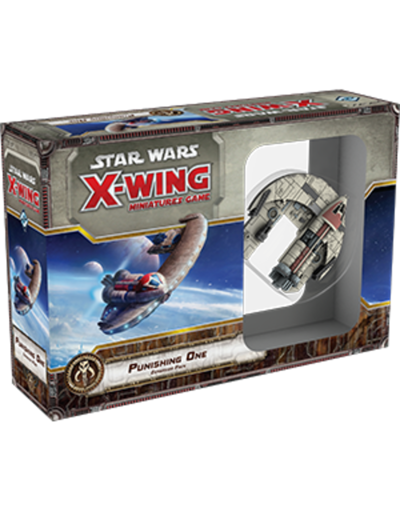 Fantasy Flight Games Star Wars X-Wing: Punishing One Expansion Pack 1st ed