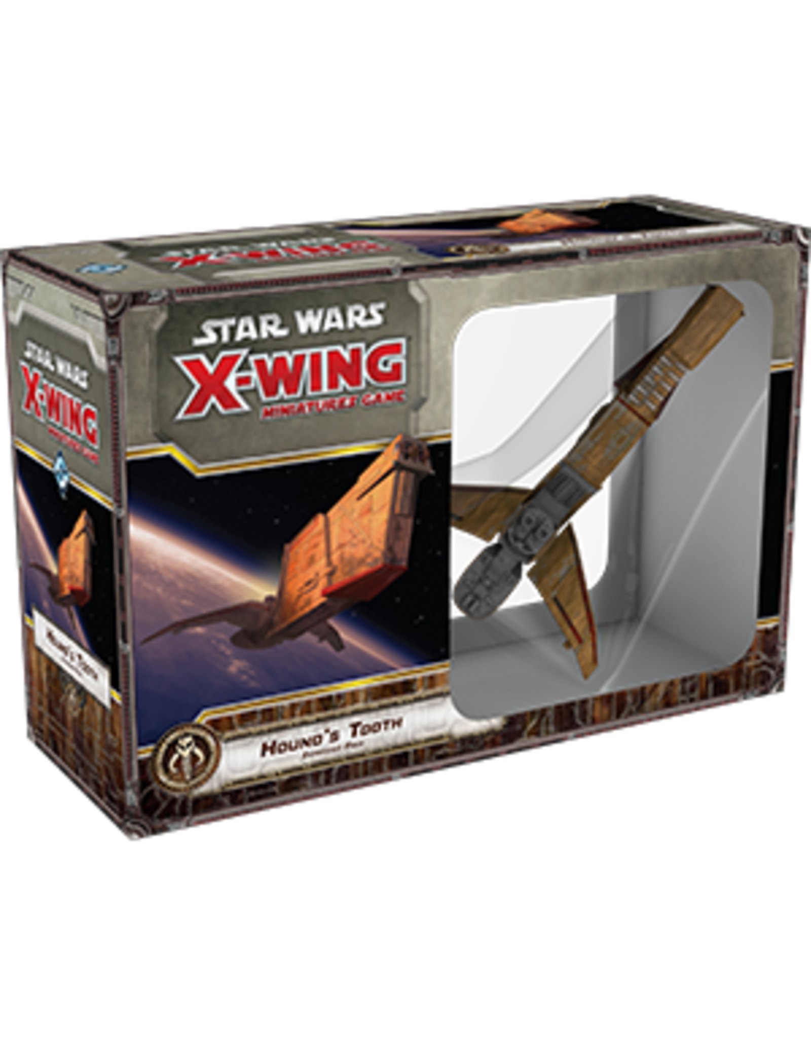 Fantasy Flight Games Star Wars X-Wing: Hound's Tooth Expansion Pack 1st ed