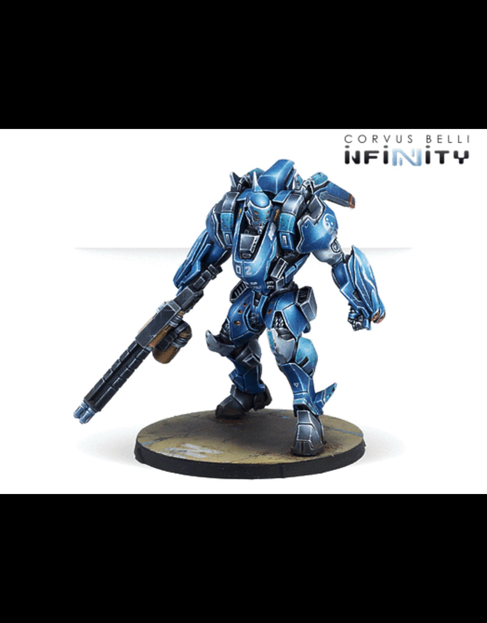 Corvus Belli Infinity: Pan-O Cutter