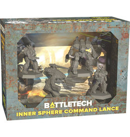 Catalyst Game Labs Battletech: Miniature Force Pack