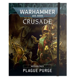 Games Workshop Plague Purge Crusade Mission Pack
