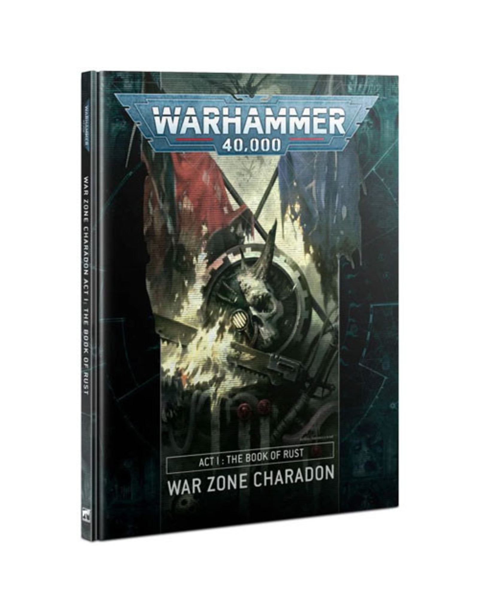 Games Workshop Charadon Book 1: Book of Rust