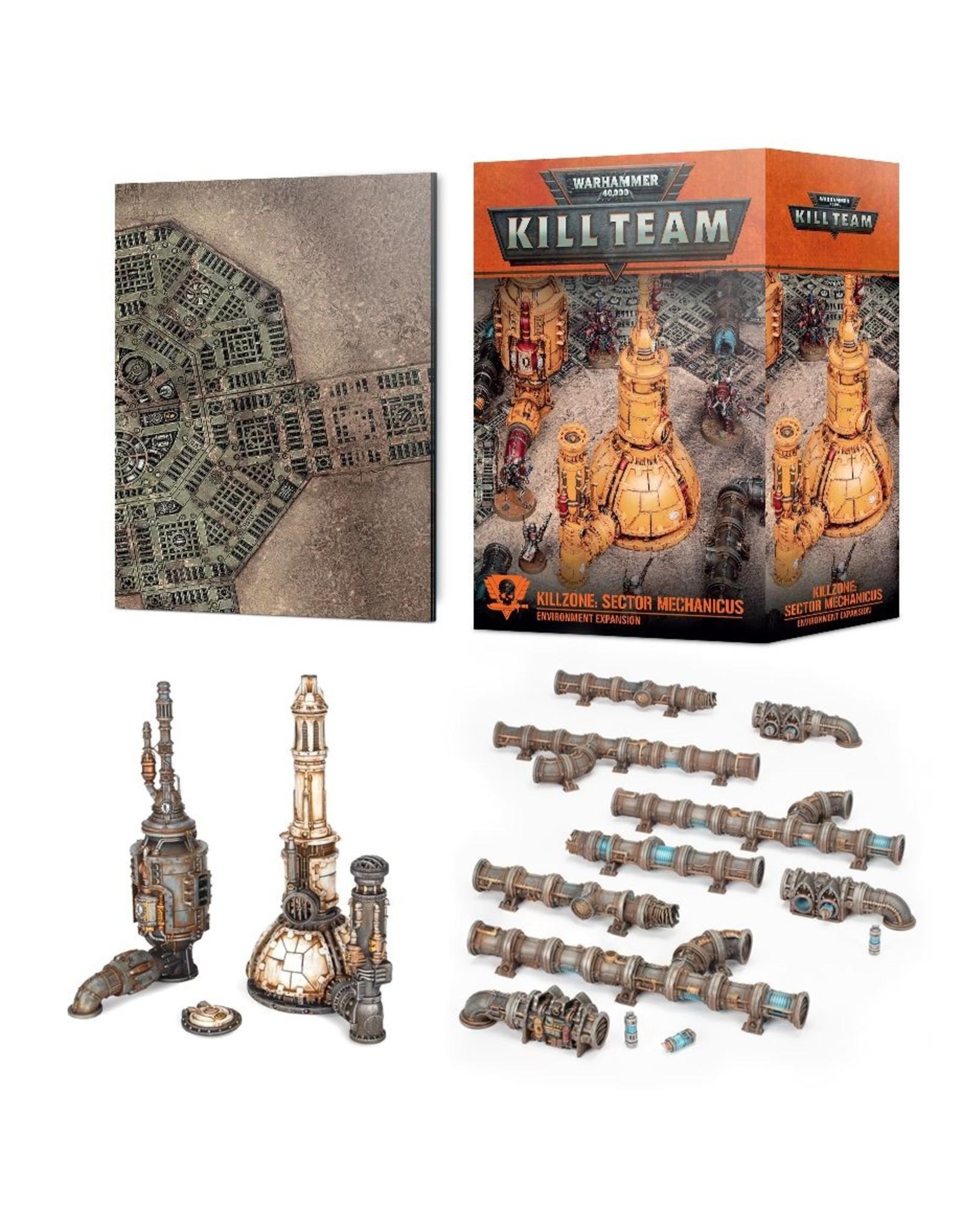 Games Workshop Kill Team: Sector Mechanicus