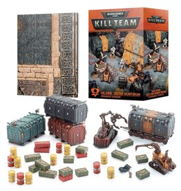 Games Workshop Kill Team: Munitorum Hub