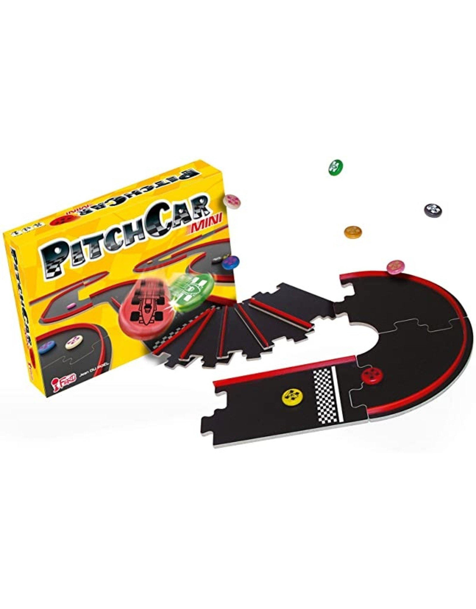 Eagle-Gryphon Games PitchCar Mini