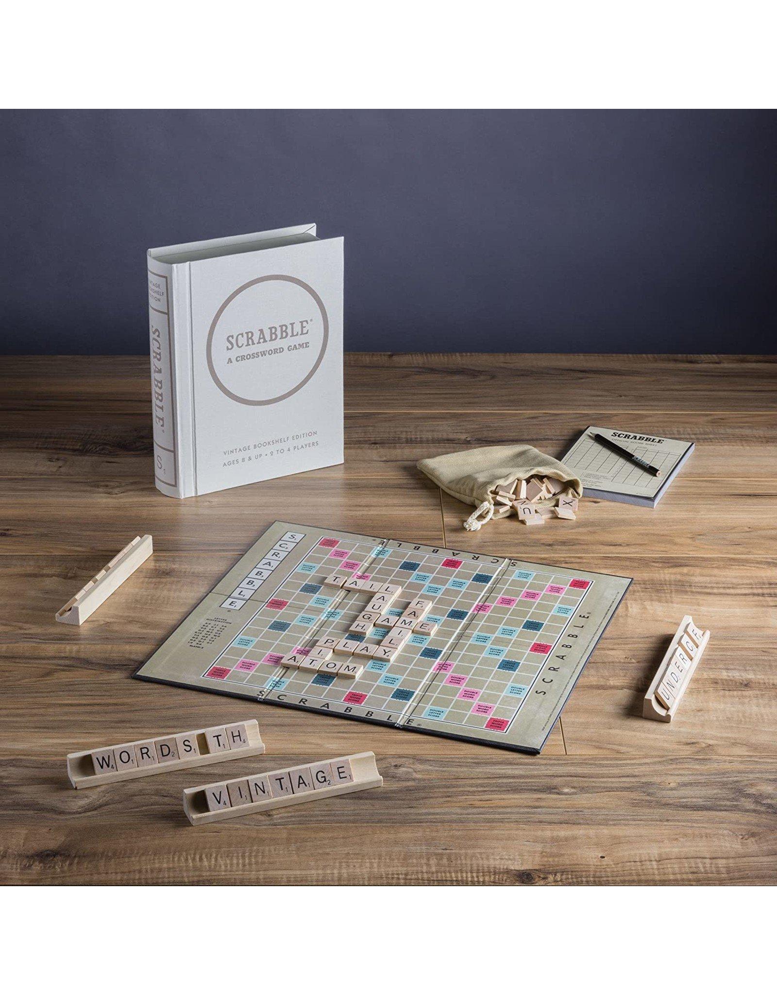 Winning Solutions Scrabble Luxury Editions