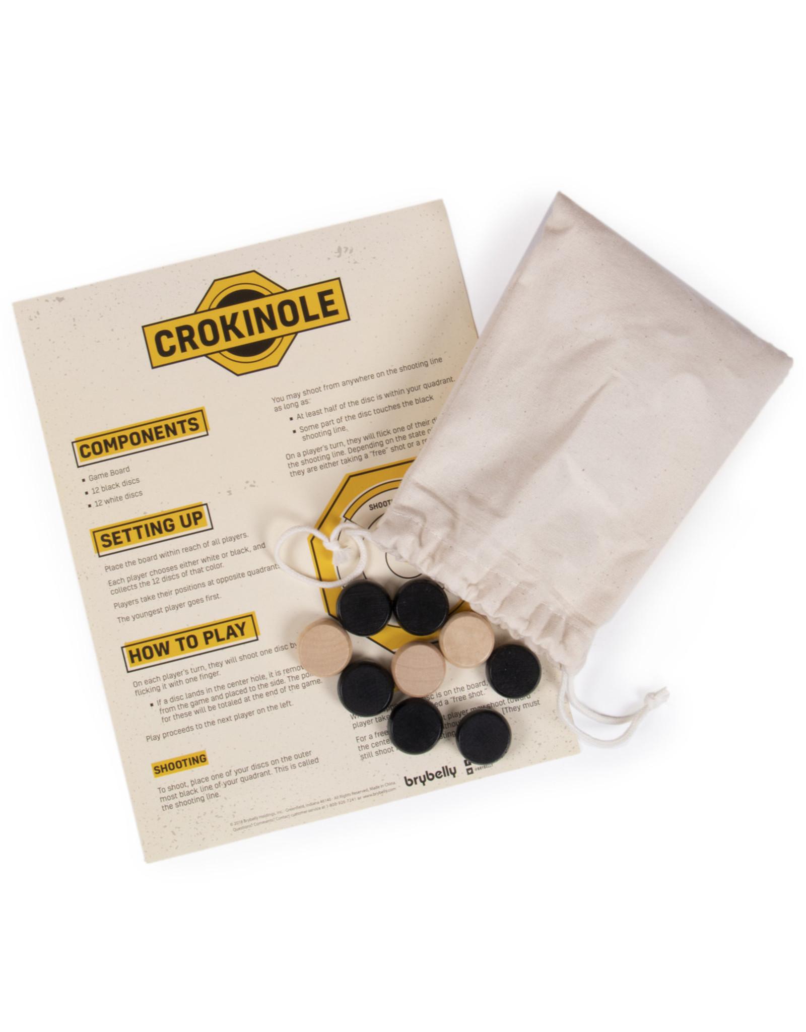 Brybelly Crokinole
