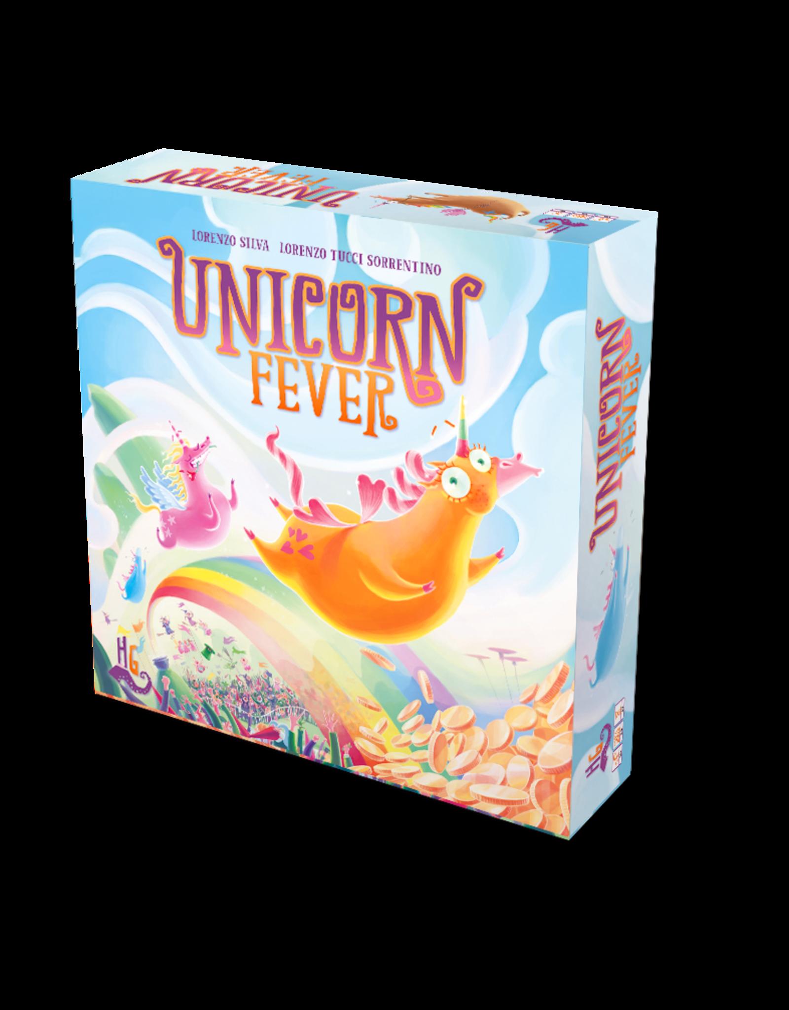 Horrible Guild Unicorn Fever
