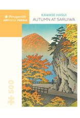 "Pomegranate ""Autumn at Saruiwa"" 500 Piece Puzzle"