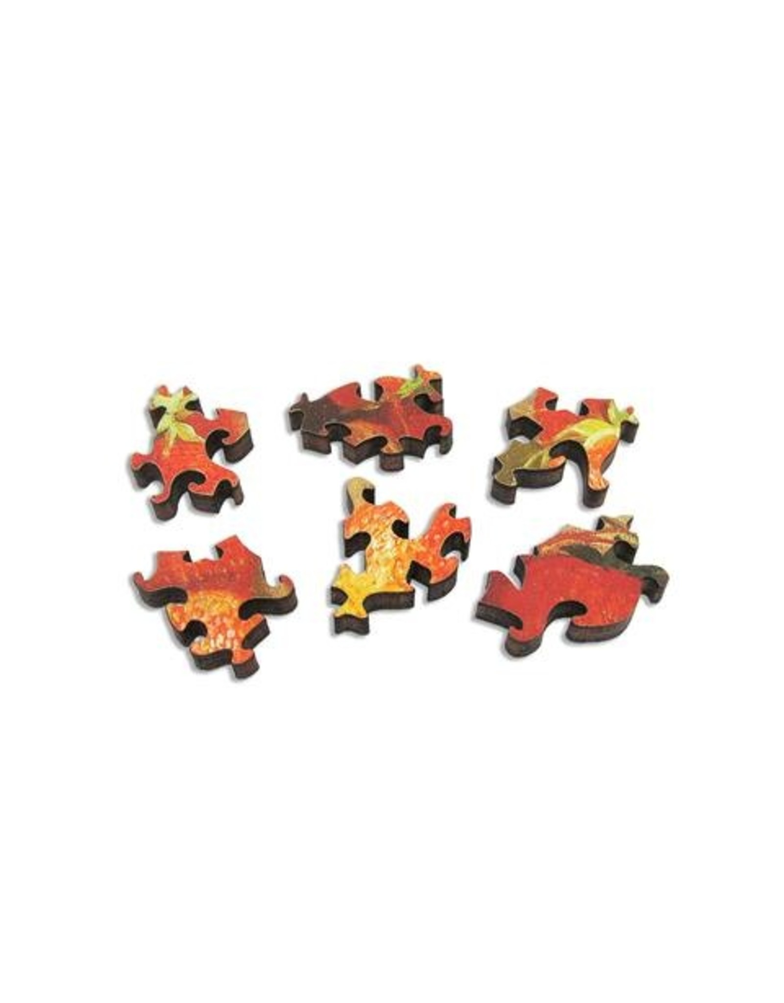 """Artifact Puzzles """"Strawberries"""" Wooden Jigsaw Puzzle"""
