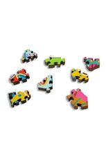 """Artifact Puzzles """"Evening Stars"""" Wooden Jigsaw Puzzle"""