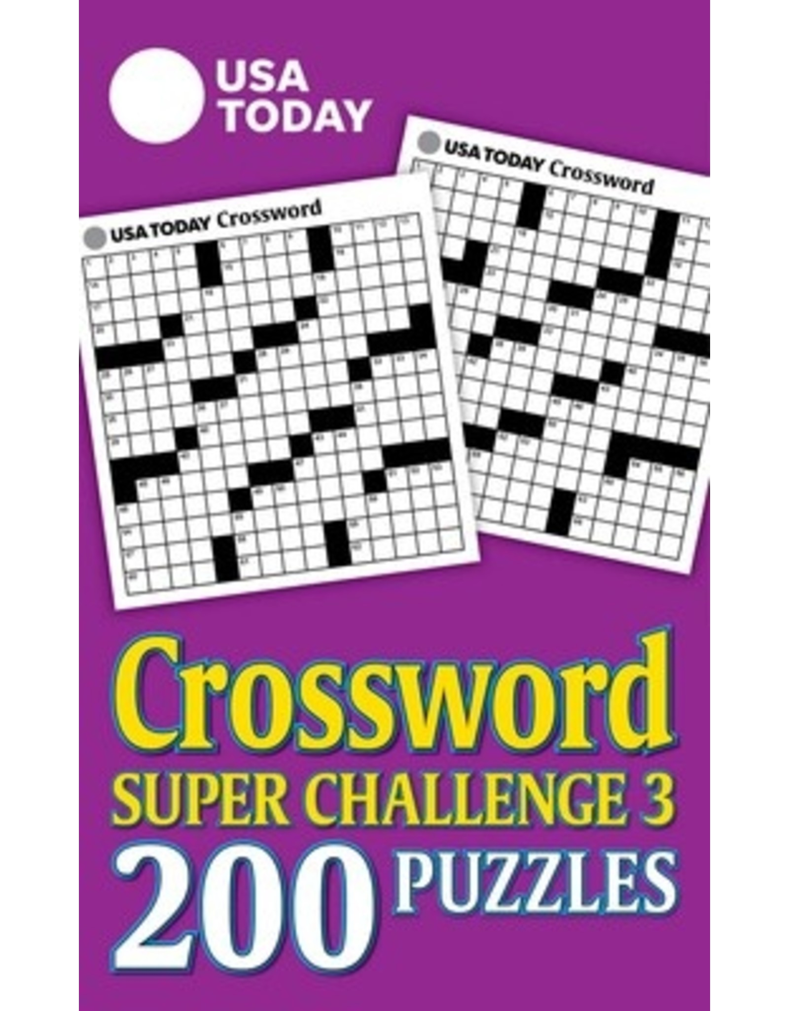 Andrews McMeel Publishing USA Today Crossword Super Challenge 3