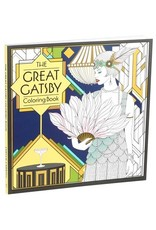 Thunder Bay Books The Great Gatsby Coloring Book