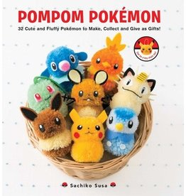 The Pokemon Company Pompom Pokemon