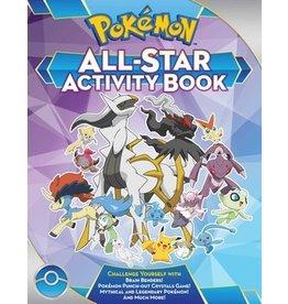 The Pokemon Company Pokemon All-Star Activity Book