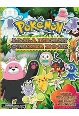 The Pokemon Company Pokemon Alola Region Sticker Book