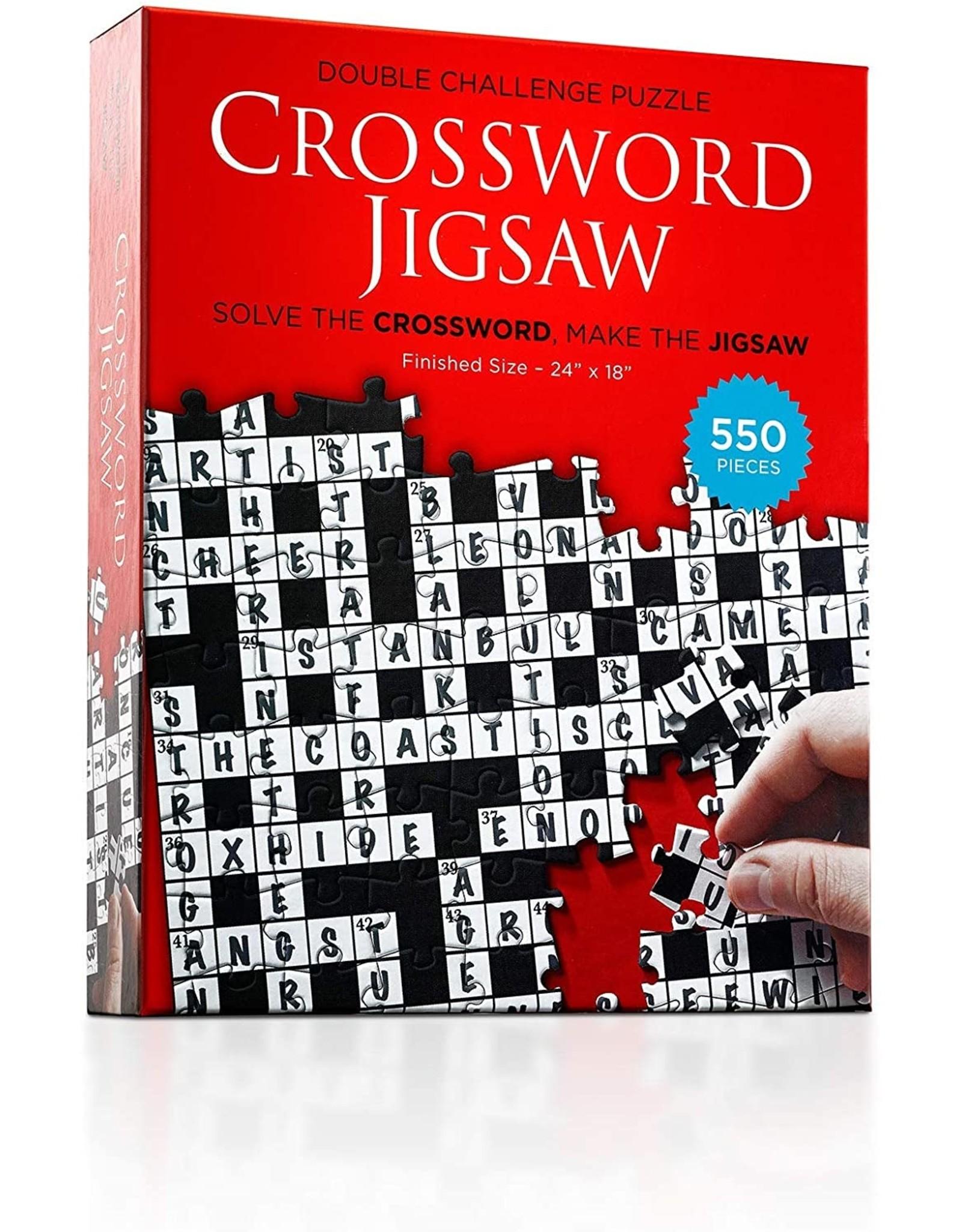 Crossword Jigsaw Puzzle C-15