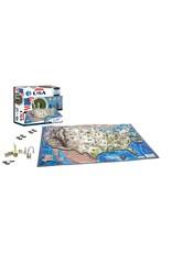 4D Cityscape 4D USA 950 Piece Puzzle