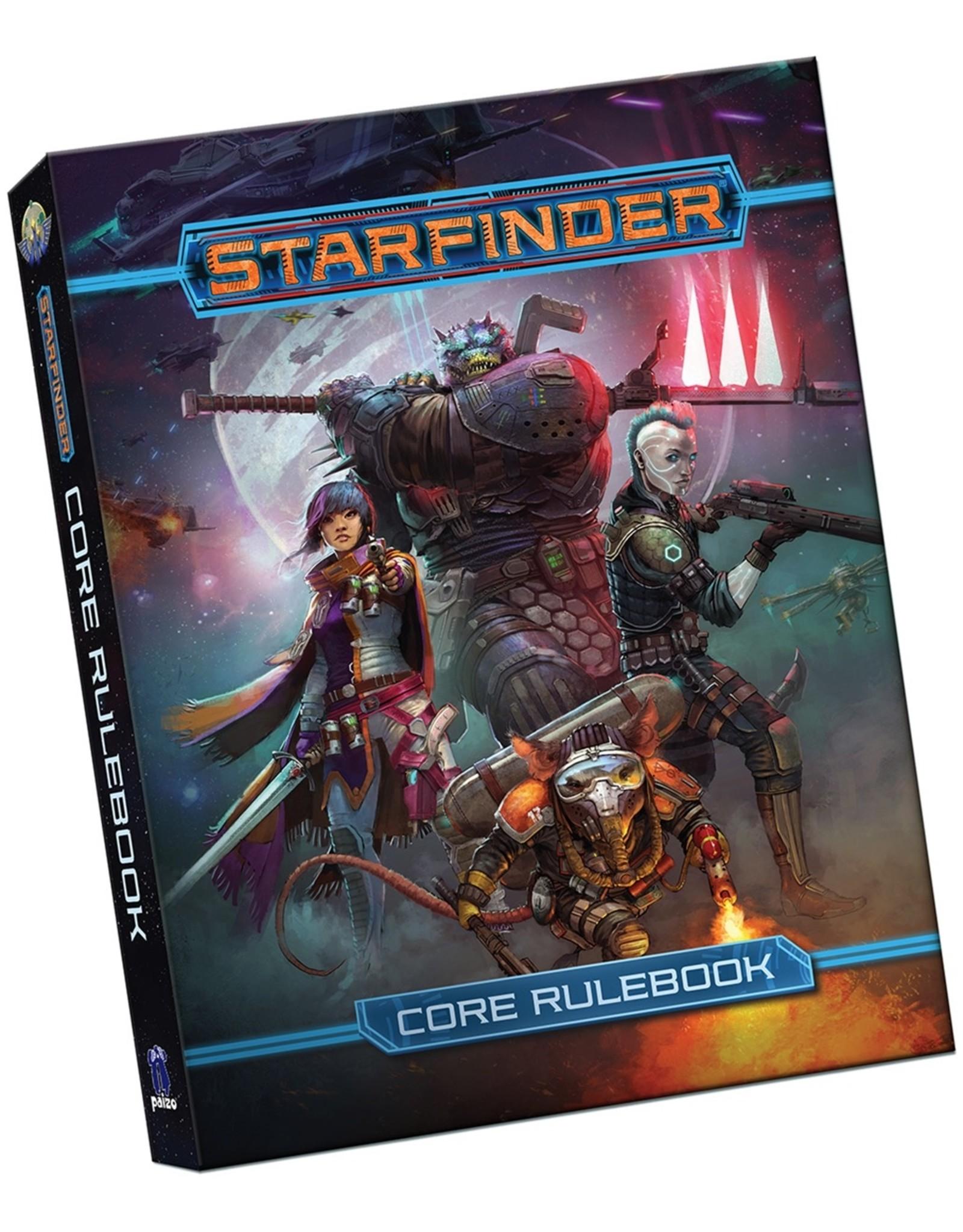 Paizo Starfinder: Core Rulebook (Pocket Edition)
