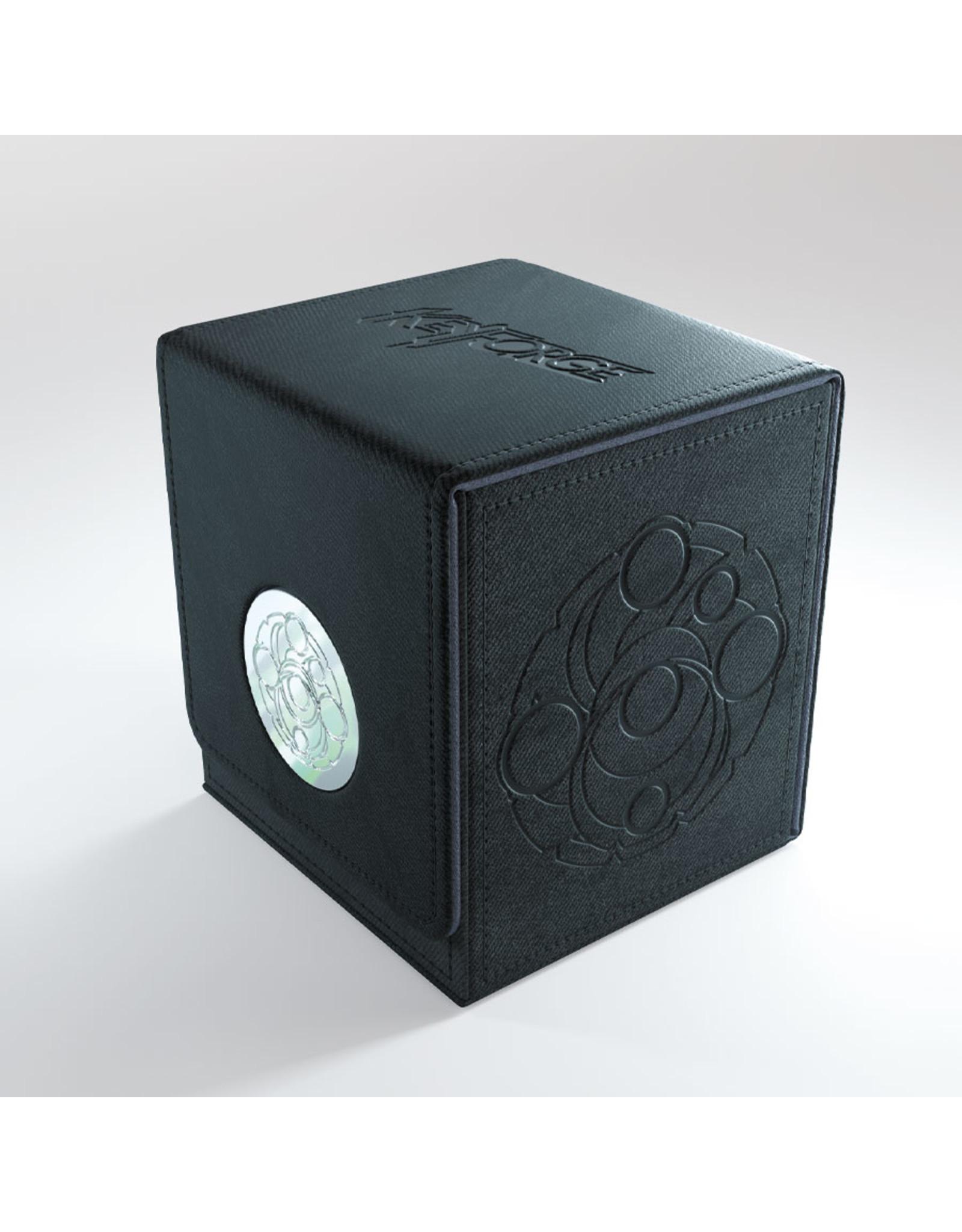 Gamegenic KeyForge Black Vault Deck Box