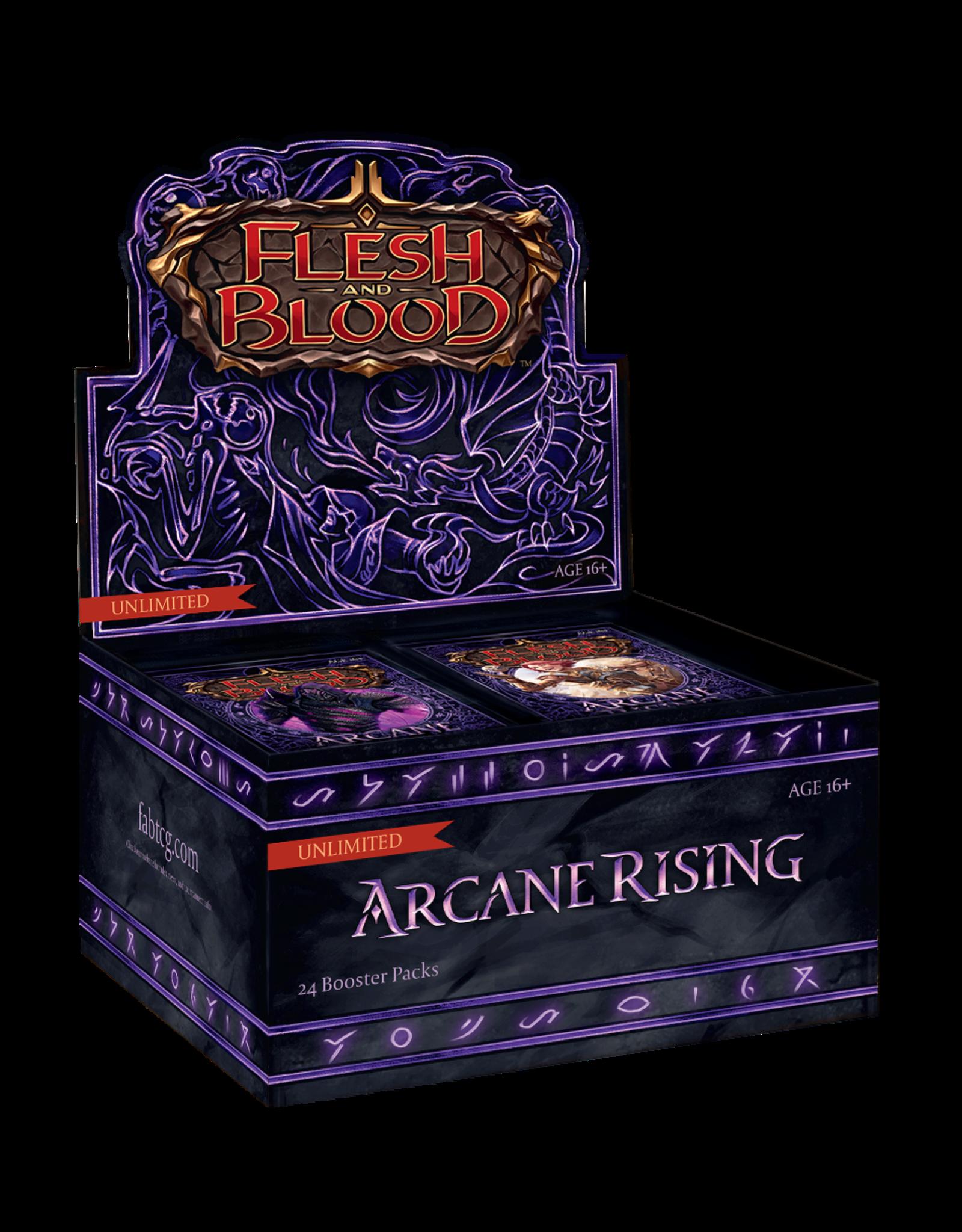 Legend Story Studio Flesh & Blood: Arcane Rising Booster Box