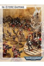 In-Store Gaming: Warhammer 40K - June 08, 2021