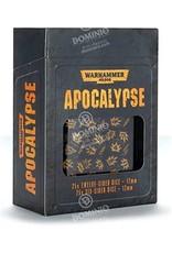 Games Workshop Apocalypse: Dice